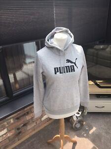 Ladies Size 12 Puma Grey Hoddie