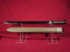 U.S. NAVY MARK 1 Training Bayonet & Scabbard
