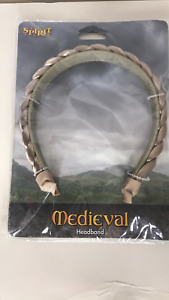 Hair Braid Headband for Costume Cosplay King Queen Game of Thrones Adult