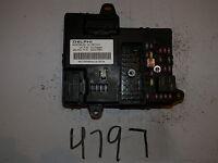 05 PONTIAC G6 04 05 MALIBU BODY CONTROL MODULE COMPUTER CONTROL BCM BCU MODULE
