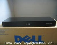 Dell 2160AS KVM D785J Ver 3  PowerEdge Rack 16 ports cat5 1 Year Warranty