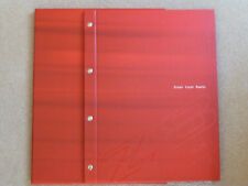 BMW Z8 Roadster 1999-2000 UK Market Hardback Brochure in Slipcase Dealer Issue