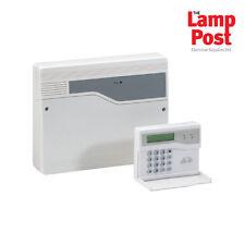 Honeywell Accenta Mini GEN4 LCD Intruder Burglar Alarm with LCD RKP 8SP399A