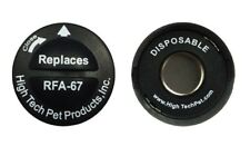 4 Dog High Tech 67D Battery Probe Replacement Dog Shock Collar Prong RFA 529 67D
