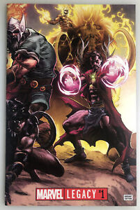MARVEL LEGACY #1 MIKE DEODATO  COLOR 1:500 WRAPAROUND COVER  VARIANT
