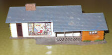 Faller HO 269 Ferienhaus Bungalow mit Garage fertig gebaut