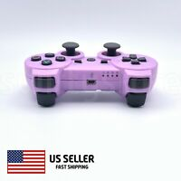 Wireless Controller Compatible With PS3 PlayStation 3 PC MAC Purple