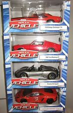 Diecast Replica Vehicle Collection 1/24 Lamborghini Porsche Dodge Mustang GT