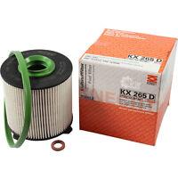 Original MAHLE Kraftstofffilter KX 265D Fuel Filter