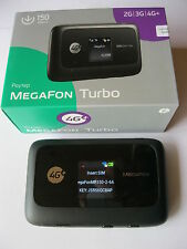 ZTE MF910 Hotspot 150Mbps WiFi LTE 4G 3G Wireless Router OHNE SIM-LOCK