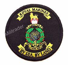 Britain British Royal Marines Commando Patch