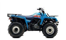 YAMAHA YFP350  TERRA PRO  ATV SERVICE , Owner's & Parts Manual CD