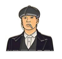 Enamel Pin Badge Peaky Blinders Thomas Tommy Shelby Garrison