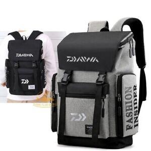 Fishing Backpack Male Outdoor Sports Breathable Wear-resistant Waterproof