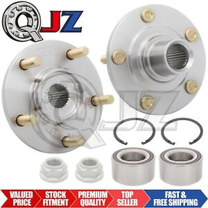 [FRONT(Qty.2)] For 2007-2017 Jeep Compass 2.4L AWD/FWD-Model Wheel Hub Assembly