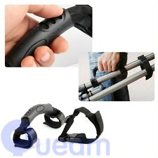 Carrying Holder Handle Grip Buckle Strap Set for Support Tripods Monopod