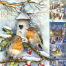 Christmas Full Drill 5D Diamond Painting Kits Cross Stitch Embroidery Crafts Hot