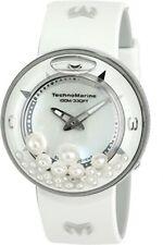 """TechnoMarine Unisex 813002 """"AquaSphere"""" Stainless Steel Watch W/ Interchangeable"""