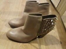 ALDO - Tan Coloured Ankle Boots - Size 7 New Other