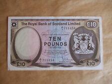 Royal Banque Du Ecosse Note, A / 1, 1974
