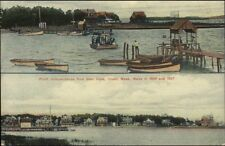 Point Independence From Glen Cove Onset Cape Cod MA c1910 Postcard