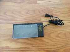 """Battery Charger/Tester For """"AAA"""", """"AA"""", """"C"""", """"D"""", & 9V, Golden Power #CAU 01"""