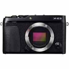 Fujifilm X-E3 Body Black 24.3MP Mirrorless Camera   Japan Domestic Version New
