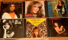 * LOT OF 6 CD'S CARLY SIMON  ALBUMS - very good