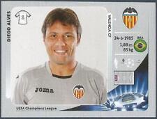 PANINI UEFA CHAMPIONS LEAGUE 2012-13- #391-VALENCIA-DIEGO ALVES