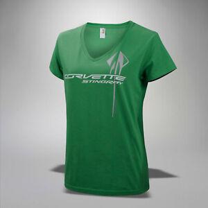 2014-2019 Corvette C7 Womens Stingray T-Shirt 637501