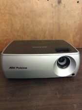 Ask Proxima A1200EP Projector 2000:1 2500 Lumens DLP Video w/Lamp For Parts