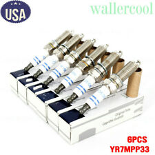 6PCS Bosch Platinum Spark Plugs For GERMANY YR7MPP33 A004159180326