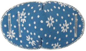 Medical Adult Glasses Patch Daises -  Soft Washable sold to NHS