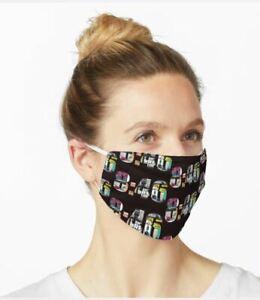 Face Mask Unique Design 8:46 Black Lives Matter.Washable.Reusable TAYOTHECREATOR