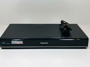 REGION FREE PANASONIC DMR-PWT520 Bluray Player 500GB DVD HDD Recorder Twin Tuner
