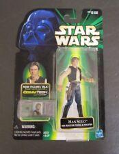 Han Solo Blaster Pistol Holster 1999 STAR WARS Power of the Force POTF CommTech