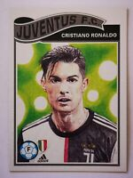 Topps UCL Living Set 2019-20 carte card champions league #200 RONALDO