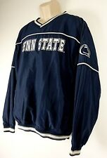 Penn State Nittany Lions Men's Lined Pullover Windbreaker Size L