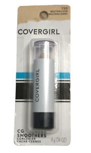 CoverGirl Smoothers Concealer, 730 Neutralizer 0.14 oz