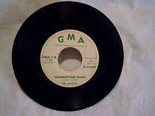 THE ALL-NITERS-You Talk Too Much,Summertime Blues,PROMO,gma label 1,chicago,45