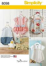 Butterick Infant's Sewing Patterns