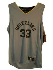 FANATICS NBA Memphis Grizzlies Marc Gasol 33 Jersey (MEDIUM)