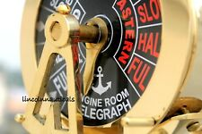 Nautical Telegraph Marine Working Ring Bell Vintage Collectible Beautiful Gift