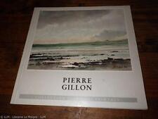 1992.Pierre Gillon.Peintre Bretagne (envoi)..