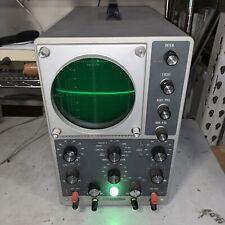 Heathkit Io 12 Laboratory 5 Oscilloscope 5mhz