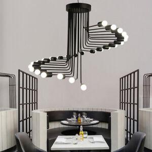 Large Chandelier Lighting Modern Ceiling Lights Kitchen Pendant Light Home Lamp