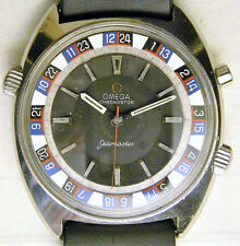 Serviced OMEGA Chronostop Chronograph Watch SEAMASTER Roulette 145.008 Cal 865