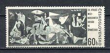 37156) CZECHOSLOVAKIA 1966 MNH** Guernica by Picasso 1v