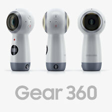 Brand New SAMSUNG GEAR 360 Real 360 Degree REAL 4K VR CAMERA *Sealed