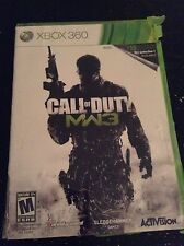 Call of Duty Modern Warfare 3 Microsoft Xbox 360 COD MW3
